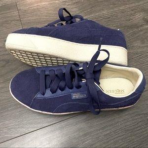 Alexander McQueen x Puma Platform Sneakers